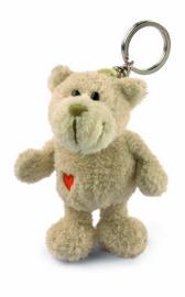 10cm Love Bear Keyring