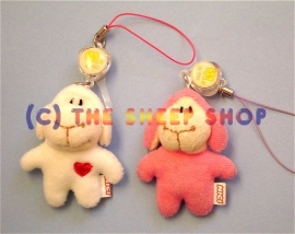 5cm White Pendant SMS Flasher