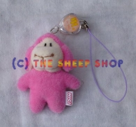 5cm Pink Pendant SMS Flasher