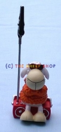 Picture Stand - Orance 'Cool' Sheep