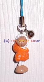 25mm Orange Pendant