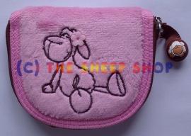 11cm Pink Rosa Purse