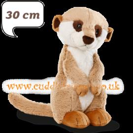 30cm Nici Standing Meerkat