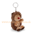 10cm Nici Hogan the Hedgehog Keyring