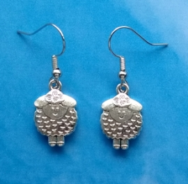 Sheep Earrings #2
