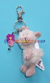 9cm Swinger lamb with snap hook