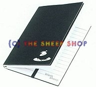 Black Sheep Notebook