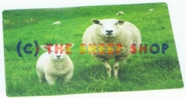Sheep Place Mat