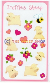 Truffles stickers