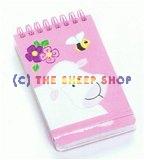 13cm Truffles Mini Notepad